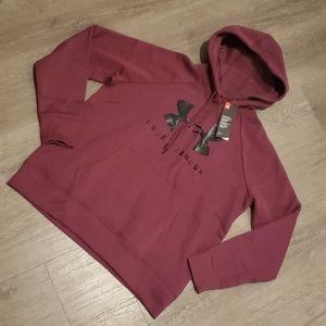 UA Women's Loose Fit Sweatshirt L